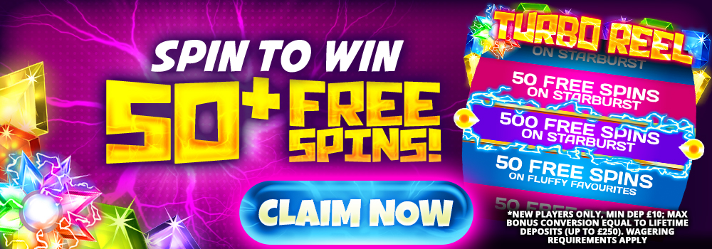 Slots Gold Spin The Turbo Reel